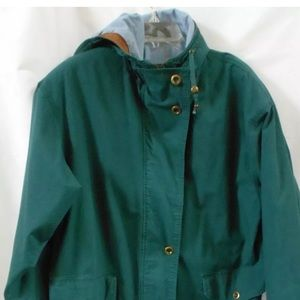 Express French Country Car Coat